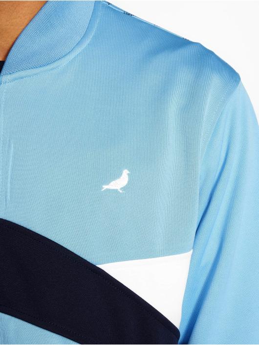 Staple Pigeon Veste mi-saison légère Poly bleu