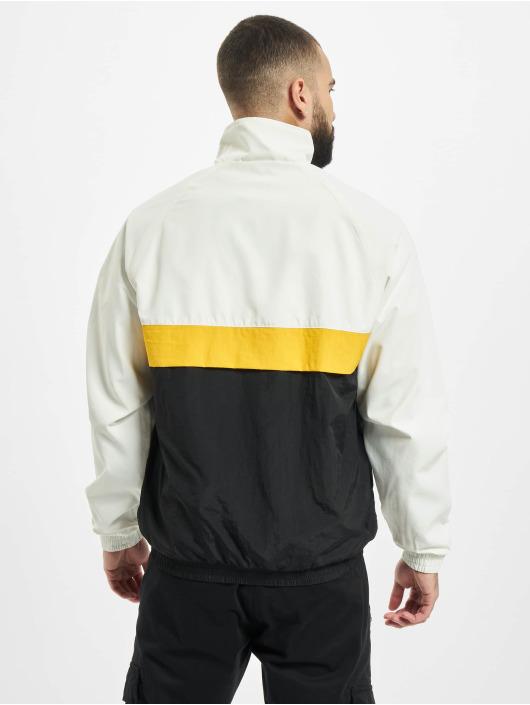 Starter Демисезонная куртка Three Toned Jogging белый