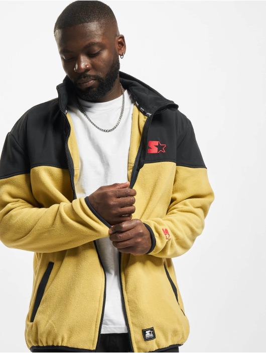 Starter Демисезонная куртка Polarfleece желтый