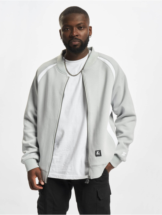 Starter Демисезонная куртка Circle Track серый