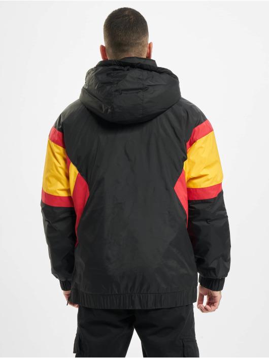 Starter Демисезонная куртка Color Block Half черный