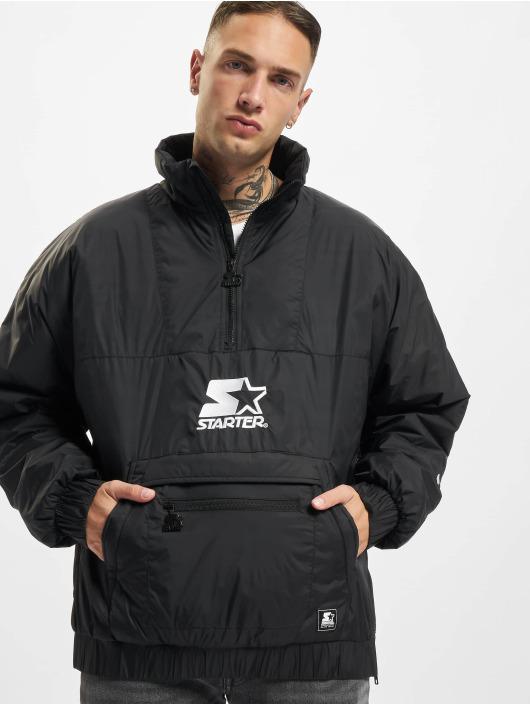 Starter Демисезонная куртка Logo черный