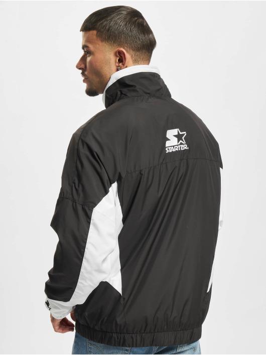 Starter Демисезонная куртка Track черный