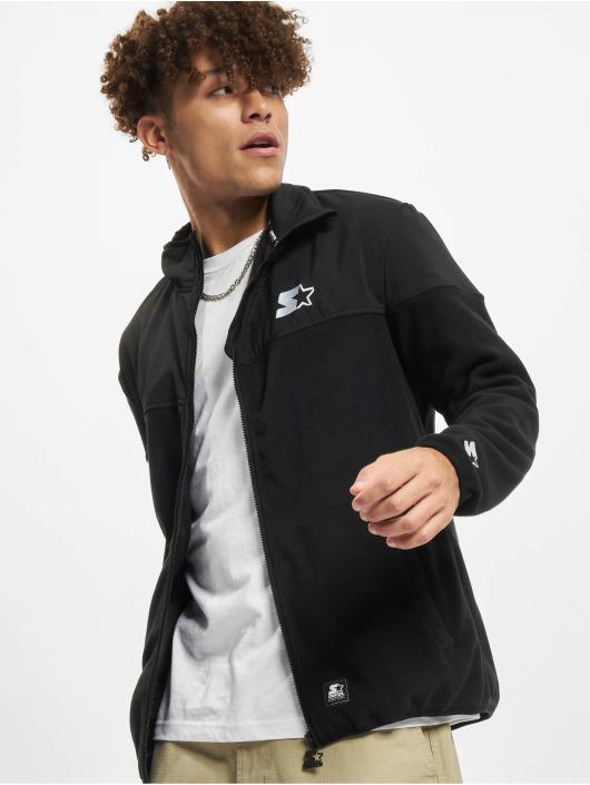 Starter Демисезонная куртка Polarfleece черный