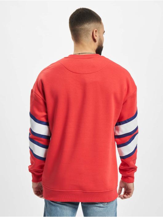 Starter Пуловер Team Front красный