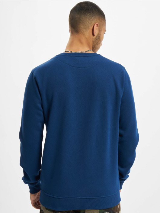Starter Пуловер Small Logo Crew синий
