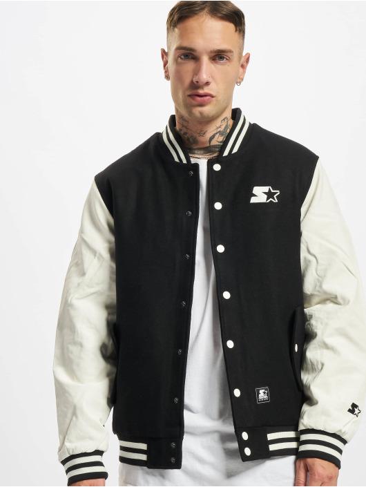 Starter Университетская куртка College черный