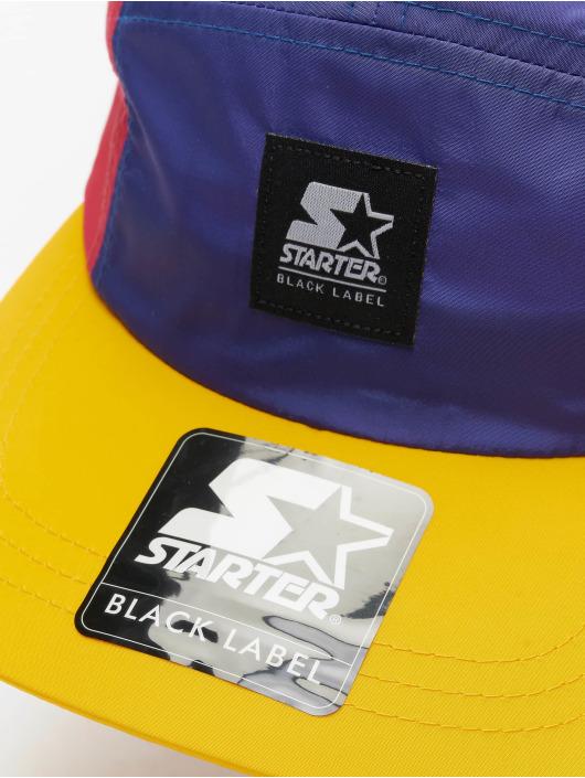 Starter 5 Panel Caps Multicolored Logo Patch bunt