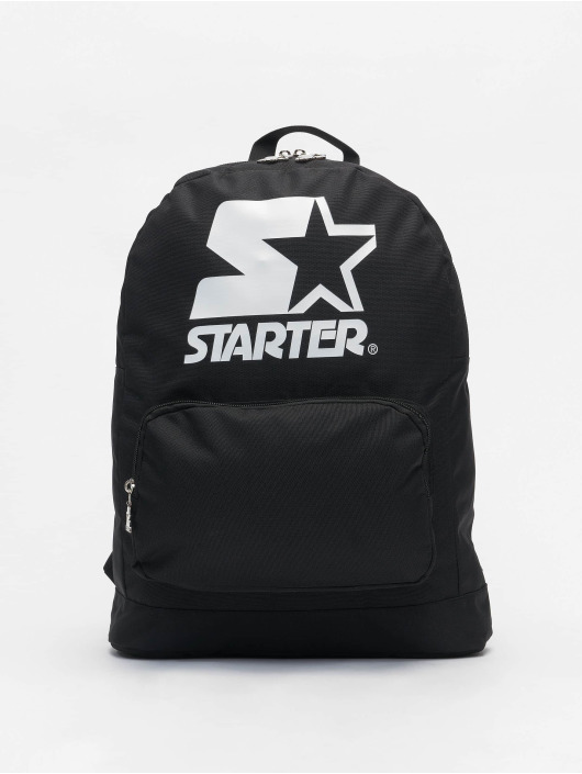 Starter Backpack Logo black