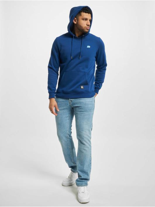 Starter Bluzy z kapturem Essential niebieski
