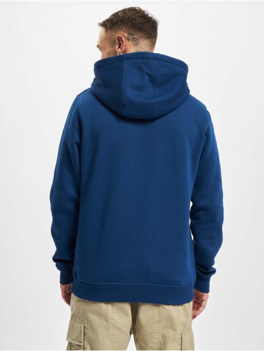 Starter Bluzy z kapturem The Classic Logo niebieski