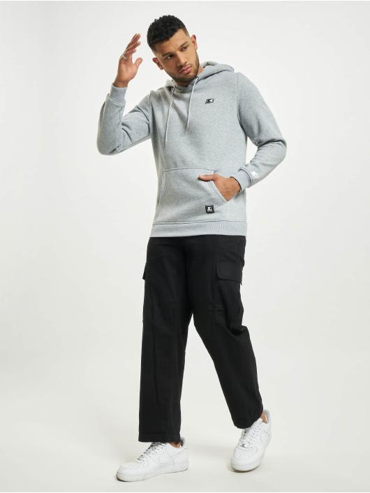 Starter Bluzy z kapturem Essential szary