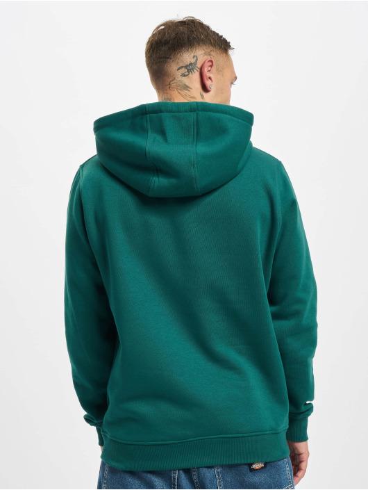 Starter Bluzy z kapturem Small Logo zielony