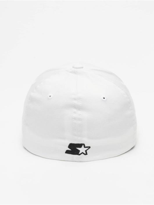 Starter Casquette Flex Fitted Logo blanc