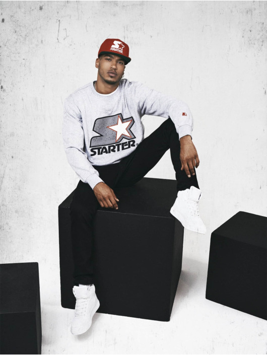 Starter Casquette Snapback & Strapback Logo rouge