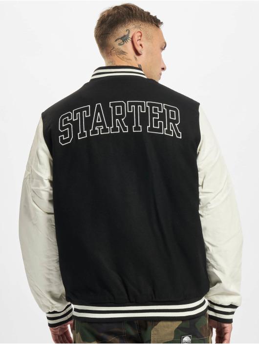 Starter College Jackets College czarny