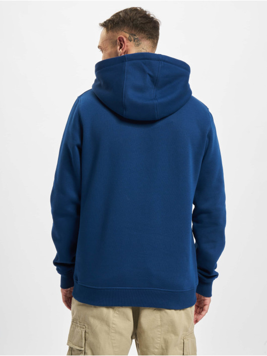 Starter Felpa con cappuccio The Classic Logo blu