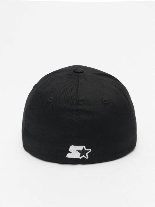 Starter Flexfitted Cap Chicago schwarz