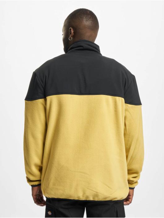 Starter Giacca Mezza Stagione Polarfleece giallo