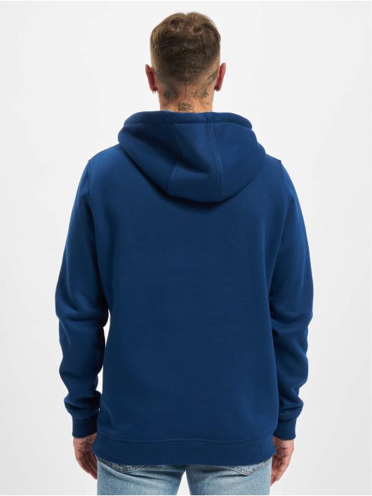 Starter Hoodies Small Logo blå