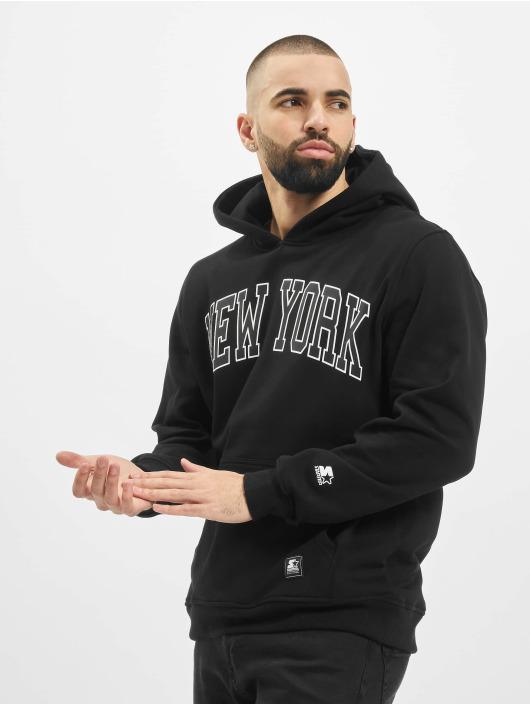 Starter Hoody New York schwarz