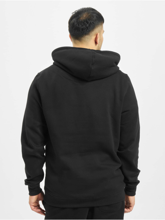 Starter Hoody Multicolored Logo schwarz