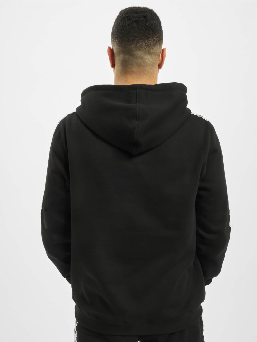 Starter Hoody Logo Taped schwarz