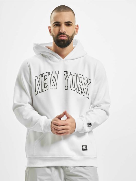 Starter Hoody New York weiß