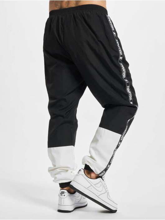 Starter Jogging kalhoty Two Toned čern