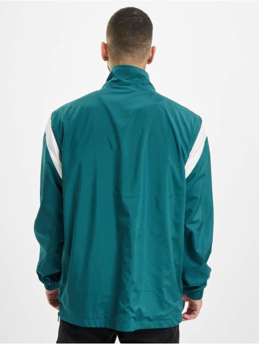Starter Kurtki przejściowe Half Zip Retro zielony