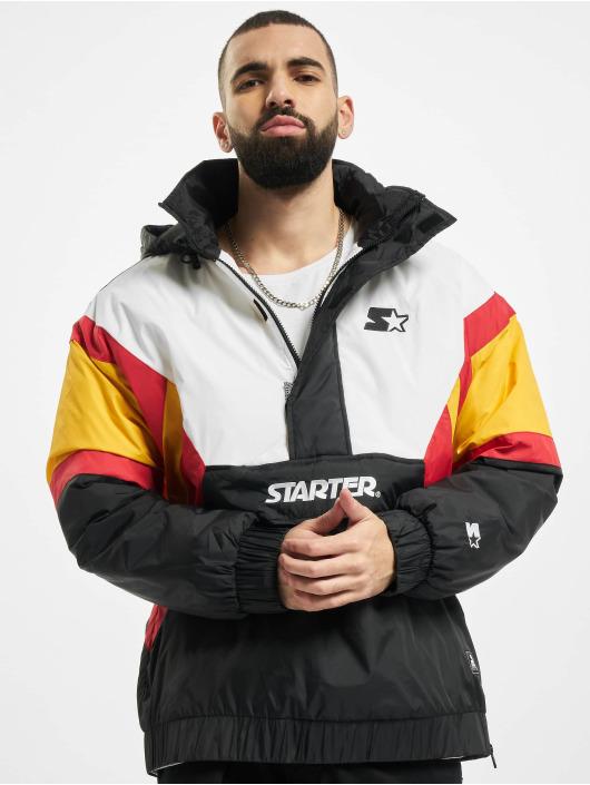 Starter Lightweight Jacket Color Block Half black