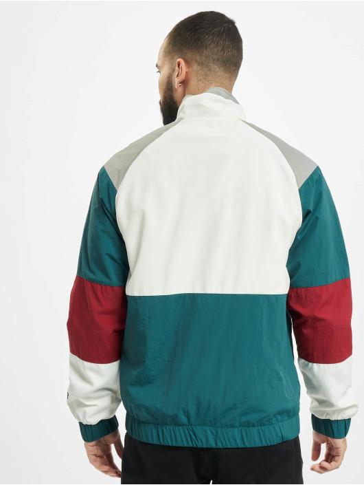 Starter Övergångsjackor Color Block Retro grön