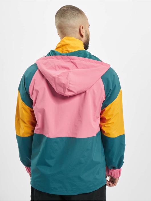 Starter Overgangsjakker Multicolored Logo grøn