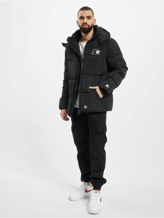 Starter Puffer Jacket Puffer black