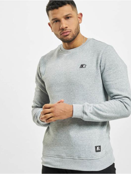 Starter Pullover Essential grau