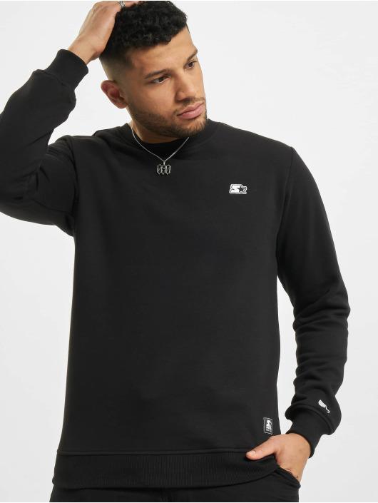 Starter Pullover Essential schwarz