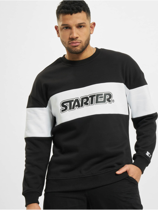 Starter Pullover Block schwarz