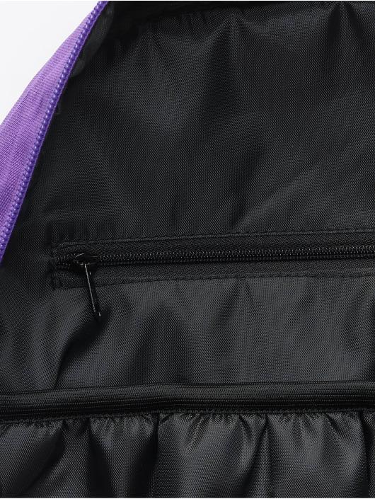 Starter Rucksack Logo violet