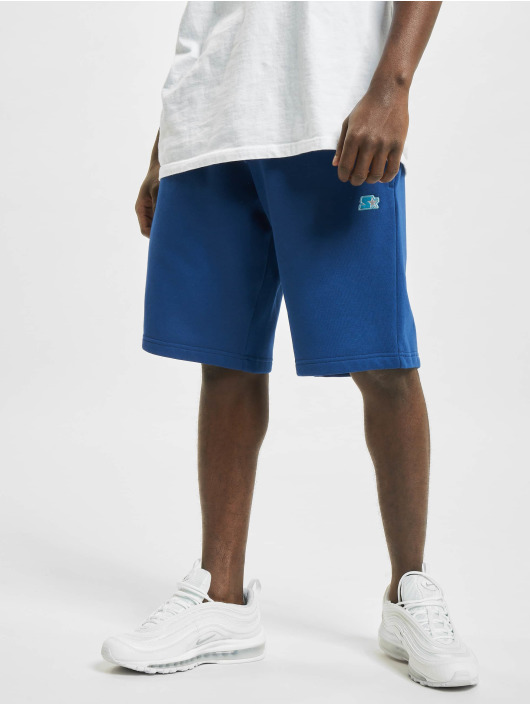 Starter shorts Essential blauw