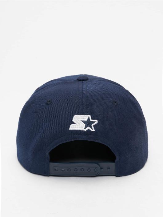 Starter Snapback Cap Logo blau