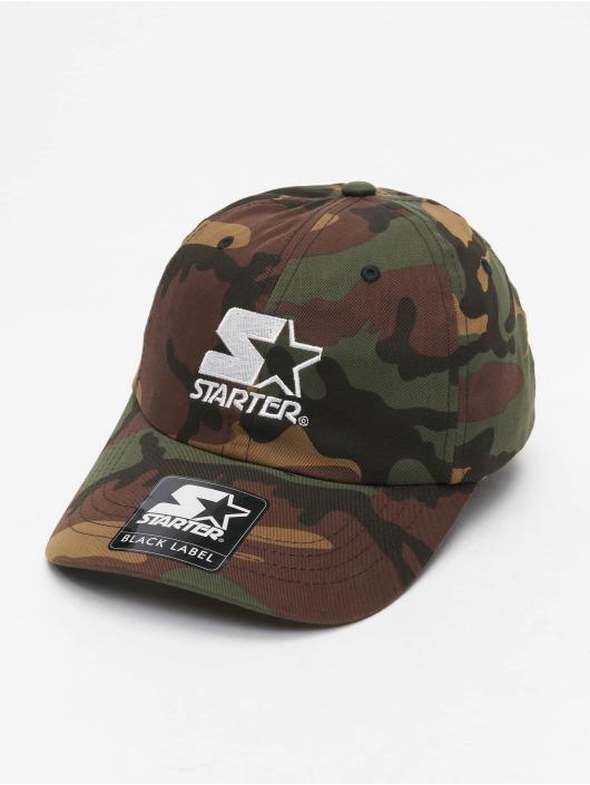 Starter snapback cap Logo camouflage