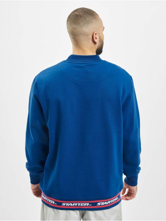 Starter Sweat & Pull Wording bleu
