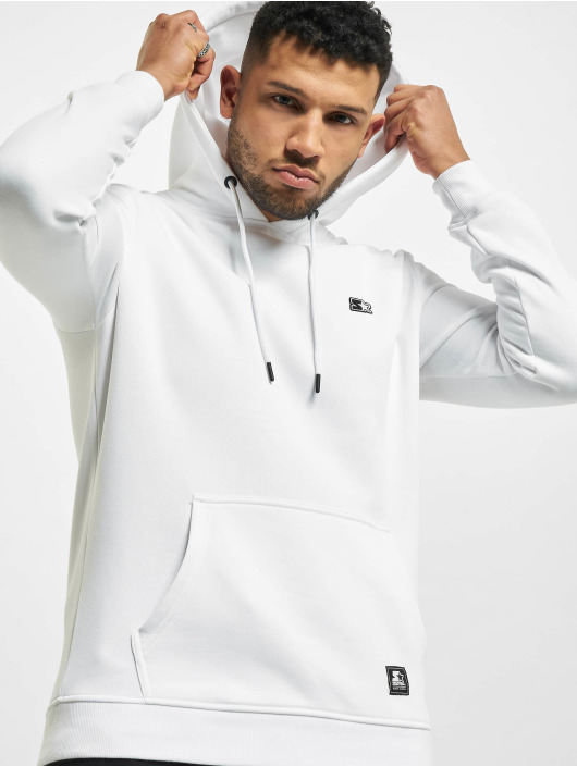Starter Sweat capuche Essential blanc