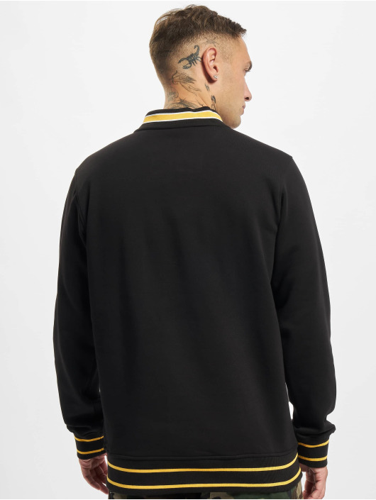 Starter Swetry Team Logo Retro czarny