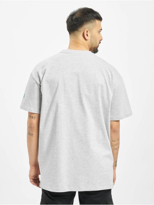 Starter T-paidat Multicolored Logo harmaa