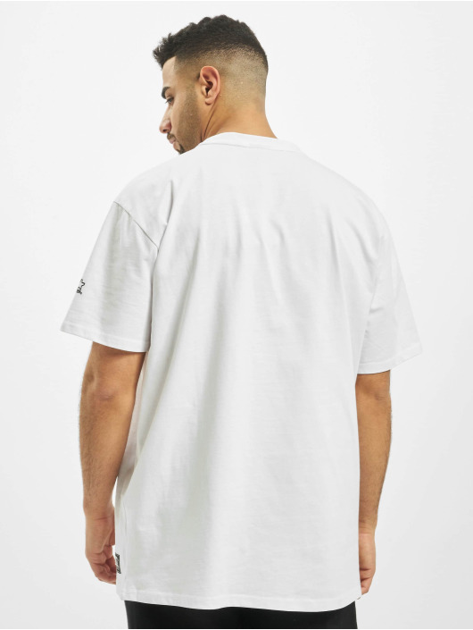Starter T-paidat Colored Logo valkoinen