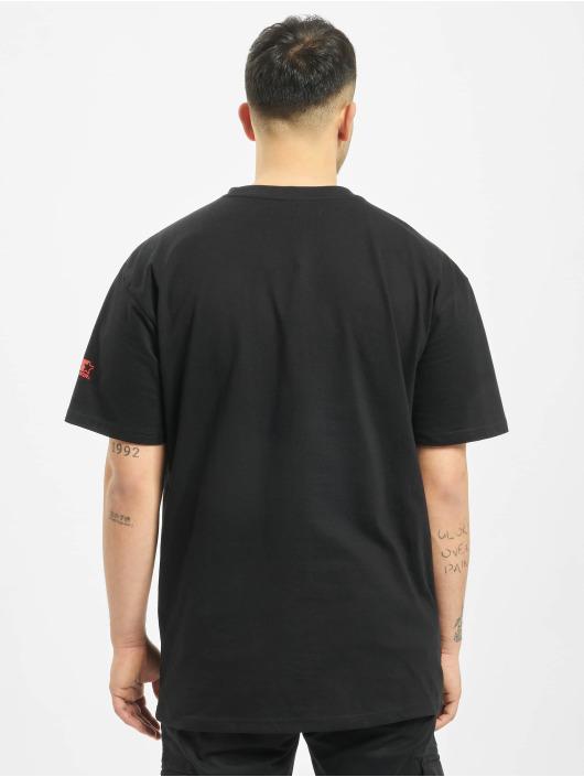 Starter T-Shirt Multicolored Logo black