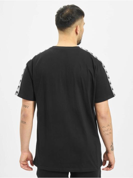 Starter T-shirt Logo Taped nero