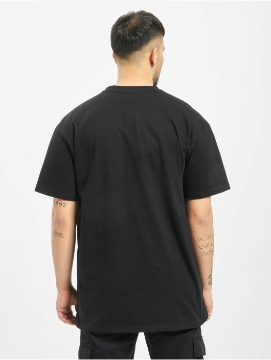 Starter T-Shirt Multicolored Logo noir