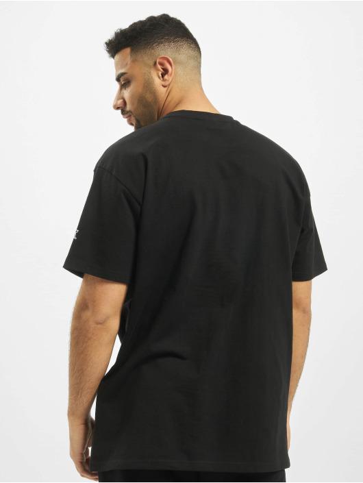 Starter T-Shirt New York schwarz